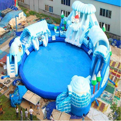 冰雪世界充氣水上樂園